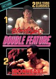 Bloodfight Ironheart Bolo Yeung Double Feature DVD