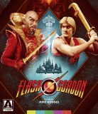 Flash Gordon 2 Disc Limited Edition Collectors Set Blu ray