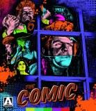 The Comic Blu ray