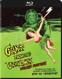 Giant From The Unknown1958 New 4K Restored Version Blu ray