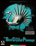 Bird with the Crystal Plumage 4K UHD