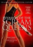Invasion of the Scream Queens DVD