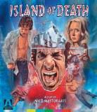 Island of Death Blu Ray DVD