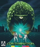Contamination Blu Ray DVD