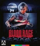 Blood Rage Blu Ray DVD Combo