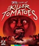 Return of the Killer Tomatoes Br DVD