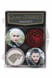 Game Of Thrones Magnet Set 4 Pack