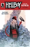 Hellboy and the BPRD Saturn Returns #1