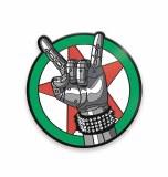 Cyberpunk 2077 Silverhand Logo Pin