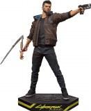 Cyberpunk 2077 V-Male 10 In Figurine