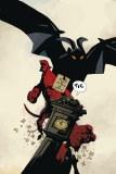 Hellboy & BPRD Her Fatal Hour Cvr B