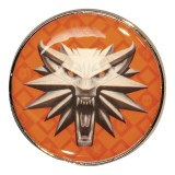Witcher 3 School of Wolf Enamel Pin