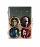 Dune Character Magnet 4-Pack