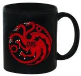 Game of Thrones Targaryen Sigil Coffee Mug