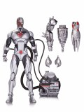DC Icons Cyborg Forever Evil Deluxe AF Pack