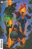 Justice League #50 Variant