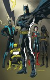 Batman and the Outsiders #8 Var