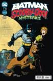 Batman & Scooby Doo Mysteries #1