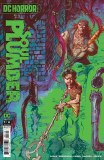 DC Horror Presents Soul Plumber #1 2nd Printing Blacklight