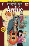 Archie 80th Anniversary Everything Archie #1 Cvr D