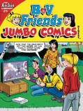 Betty and Veronica Friends Jumbo Comics Digest #279