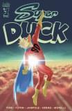 Super Duck #1 Cvr D Gorham