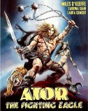 Ator The Fighting Eagle Blu ray