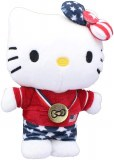 Hello Kitty Team USA Olympian 6 In Plush Doll