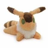 Ghibli Teto Fox Squirrel Beanbag Plush