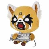 Aggretsuko Rage Sound Plush Doll