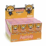 Aggretsuko Blind Box Plush Series 1