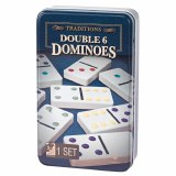 Double 6 Dominos