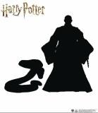 Harry Potter 7 In Voldemort Action Figure