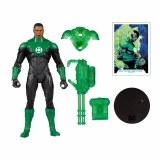 DC Multiverse Green Lantern John Stewart DC Rebirth 7 In Action Figure