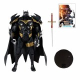 DC Multiverse Batman Curse of the White Knight Azrael Batman Action Figure