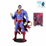 DC Multiverse Superman Infected 7 In Action Figure