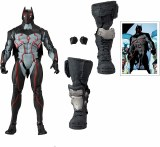 DC Multiverse Batman Last Knight on Earth Omega Action Figure w/ Bane Piece