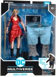 DC Multiverse The Suicide Squad Movie Harley Quinn 7 In Action Figure