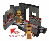 Five Nights at Freddys East Hall Construction Set