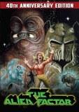 Alien Factor DVD