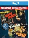 Ape Man & Doomed to Die Blu ray