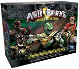 Power Rangers Heroes of the Grid Legendary Ranger Tommy Oliver Pack