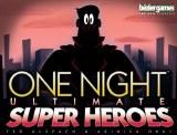 One Night Ultimate Super Heroes Board Game
