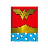 Wonder Woman Uniform Hard Cover Journal