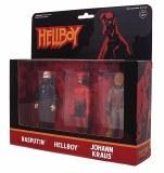 Hellboy ReAction Figures AF 3Pk Pack B