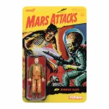 Mars Attacks ReAction Burning Flesh Action Figure