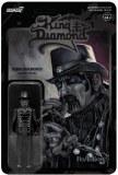 King Diamond ReAction King Diamond Top Hat Midnight Black Metal Figure