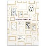 Mini Masterpieces Passport Pocket Notebook