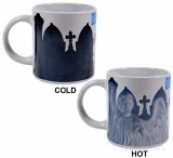 Doctor Who Weeping Angel Mug