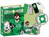 Green Lantern Sticky Notes